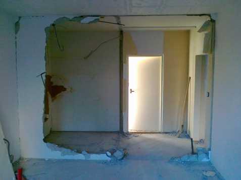 Bourání betonu cena